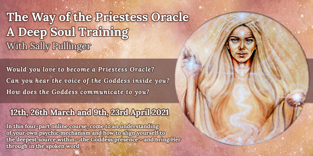 The way of the priestess oracle