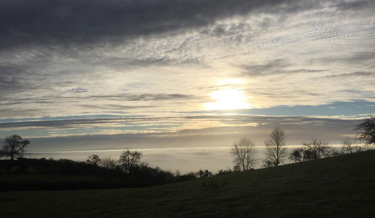 Avalon sky - photo: Kathy Jones