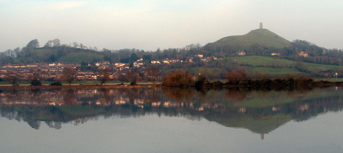 Glastonbury reflected...