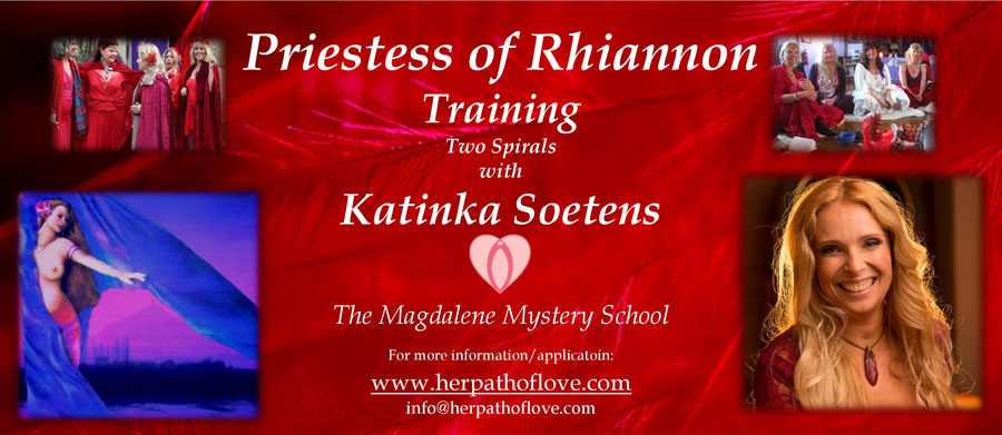Priestess of Rhiannon Training