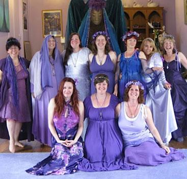 Priestess of Avalon Trainings