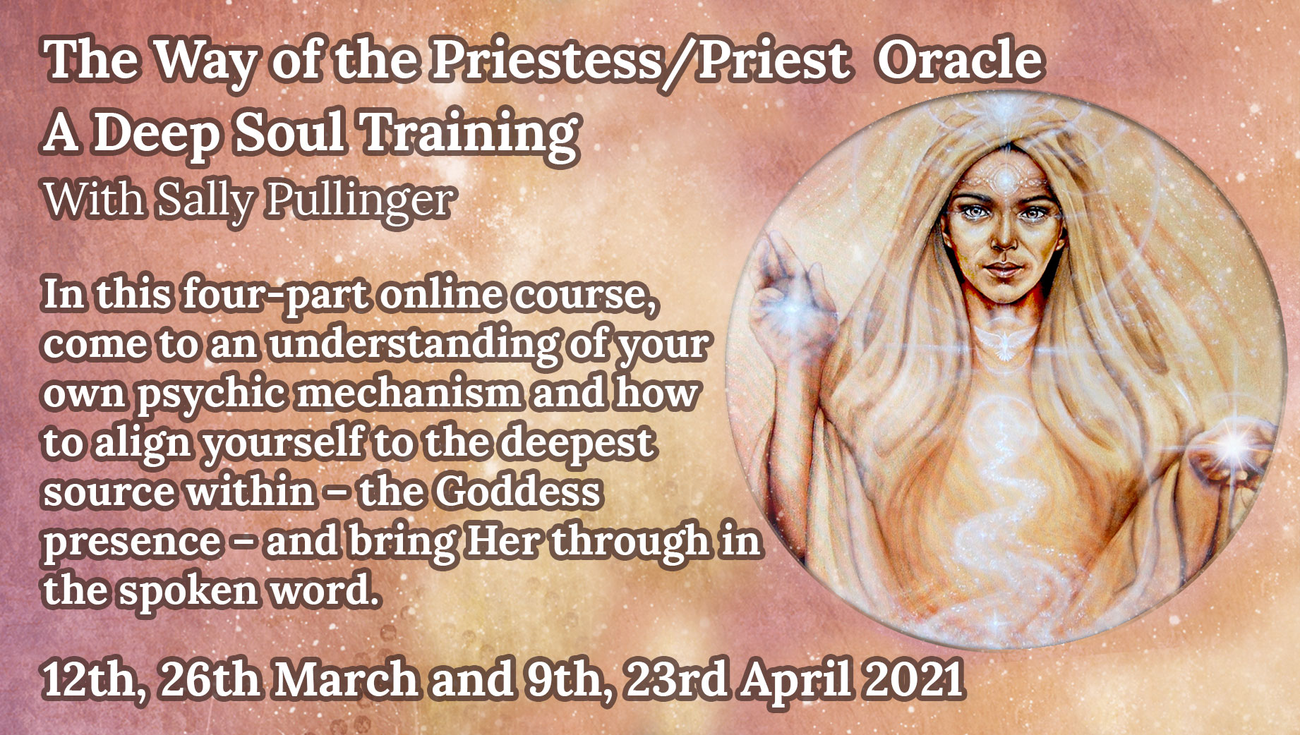 The way of the priest/ess oracle